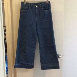 Denim - H&M large legs jeans